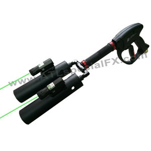 CO2 Special Theatrical Cryogenic Smoke Effects Handheld Cannon Gun from Atlanta Special FX