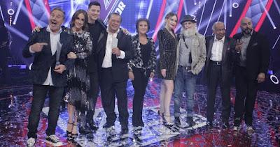 Salvador Rivera ganador de La Voz Senior