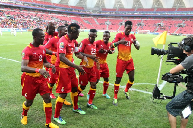 Ghana Black Stars fly out to Moscow for Russia friendly