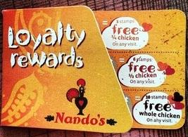 Nando's integrates with Paytronix Rewards platform