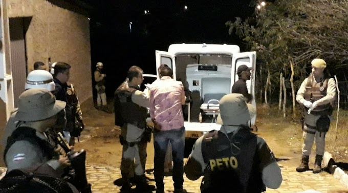 Homem é assassinado na cidade de Mairi