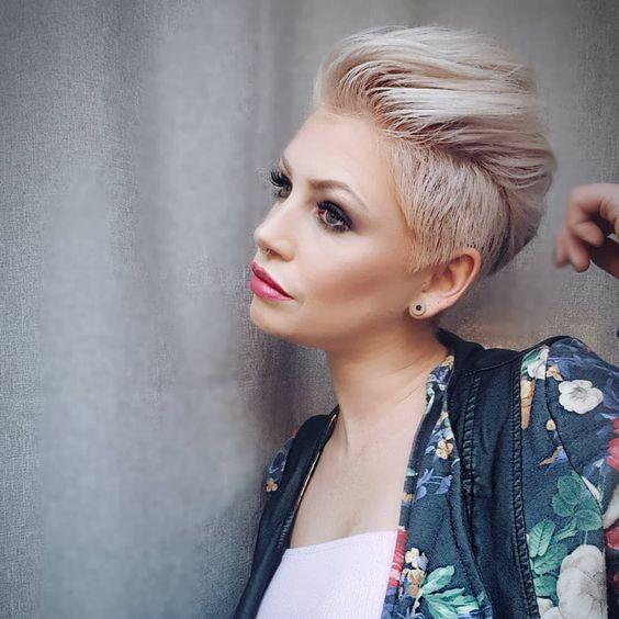 La moda en tu cabello: Cortes de pelo corto para mujer 2018