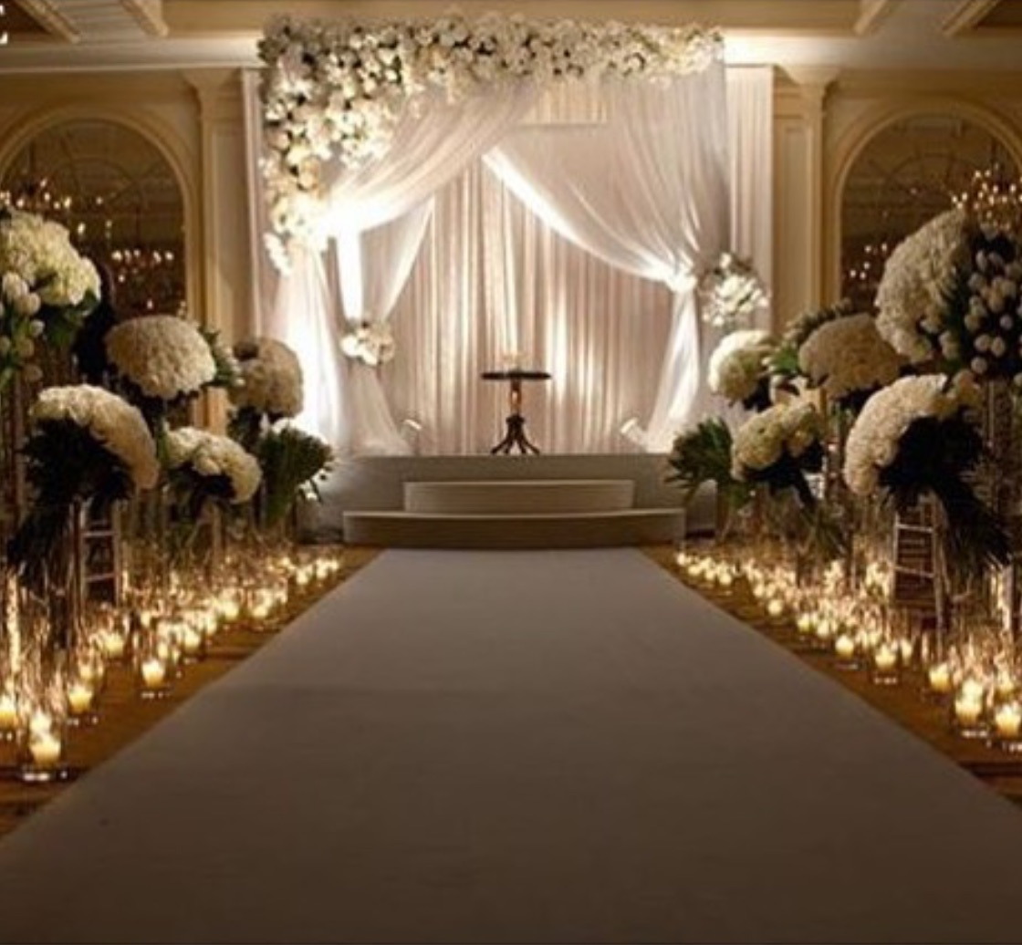Magical Wedding Backdrop Ideas: Hitched Wedding Planners Singapore: 9 Elegant And Stunning