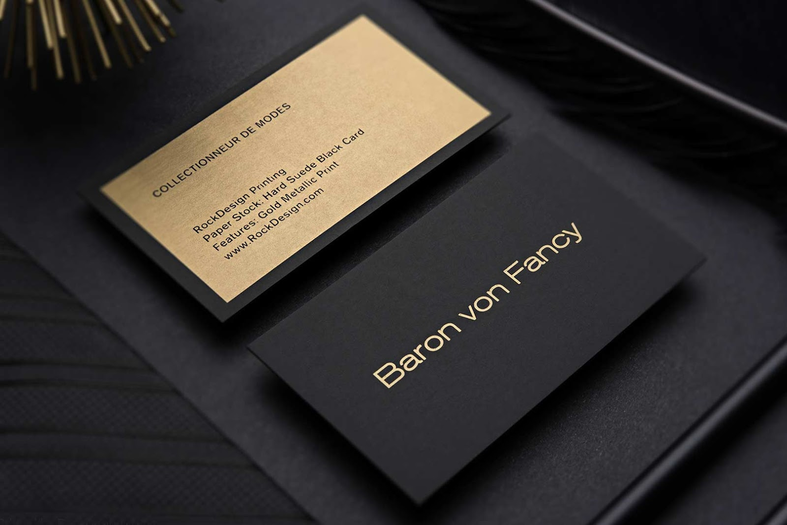 Luxury business card finishes and styles business card tips luxury business card finishes and styles reheart Choice Image