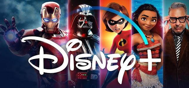 Disney+ chegará ao Brasil em novembro deste ano!