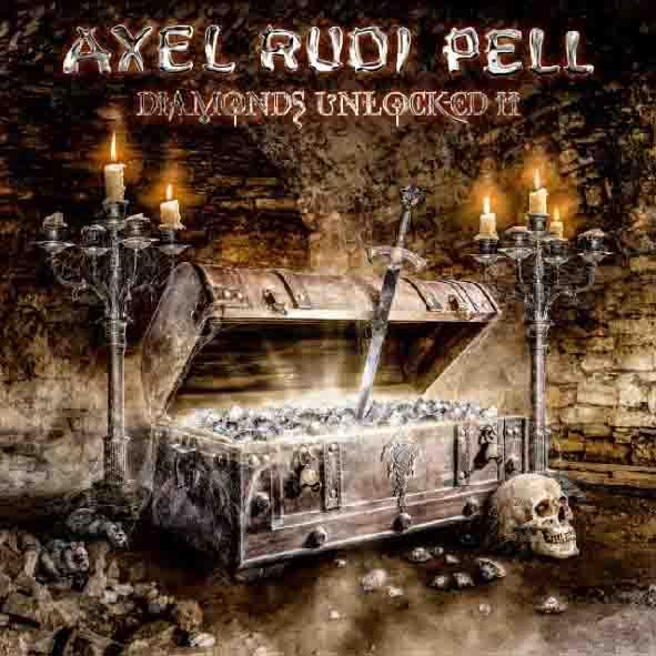 """Ο δίσκος του Axel Rudi Pell """"Diamonds Unlocked II"""""""