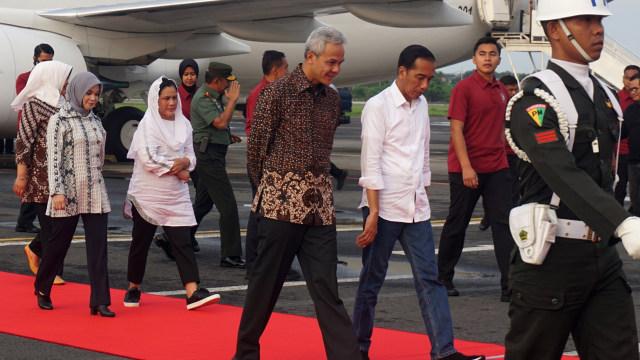 Ganjar: Jokowi Tidak Sempurna, tapi Jauh Lebih Baik dari Sebelumnya