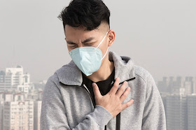 Plague in China, it's a way of transmission of Pneumonia