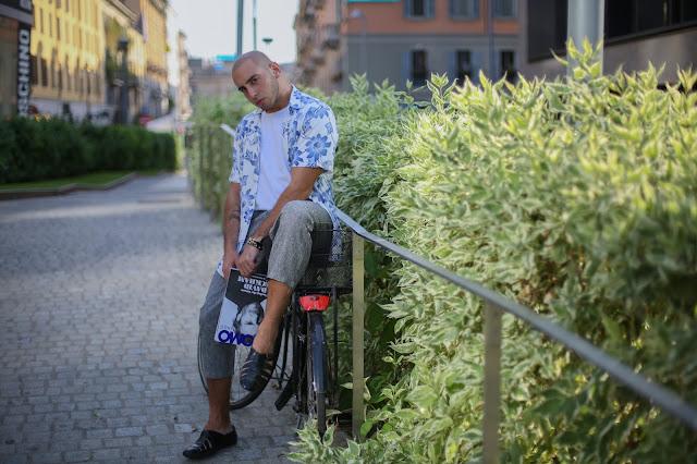outfit uomo fashionblogger italia