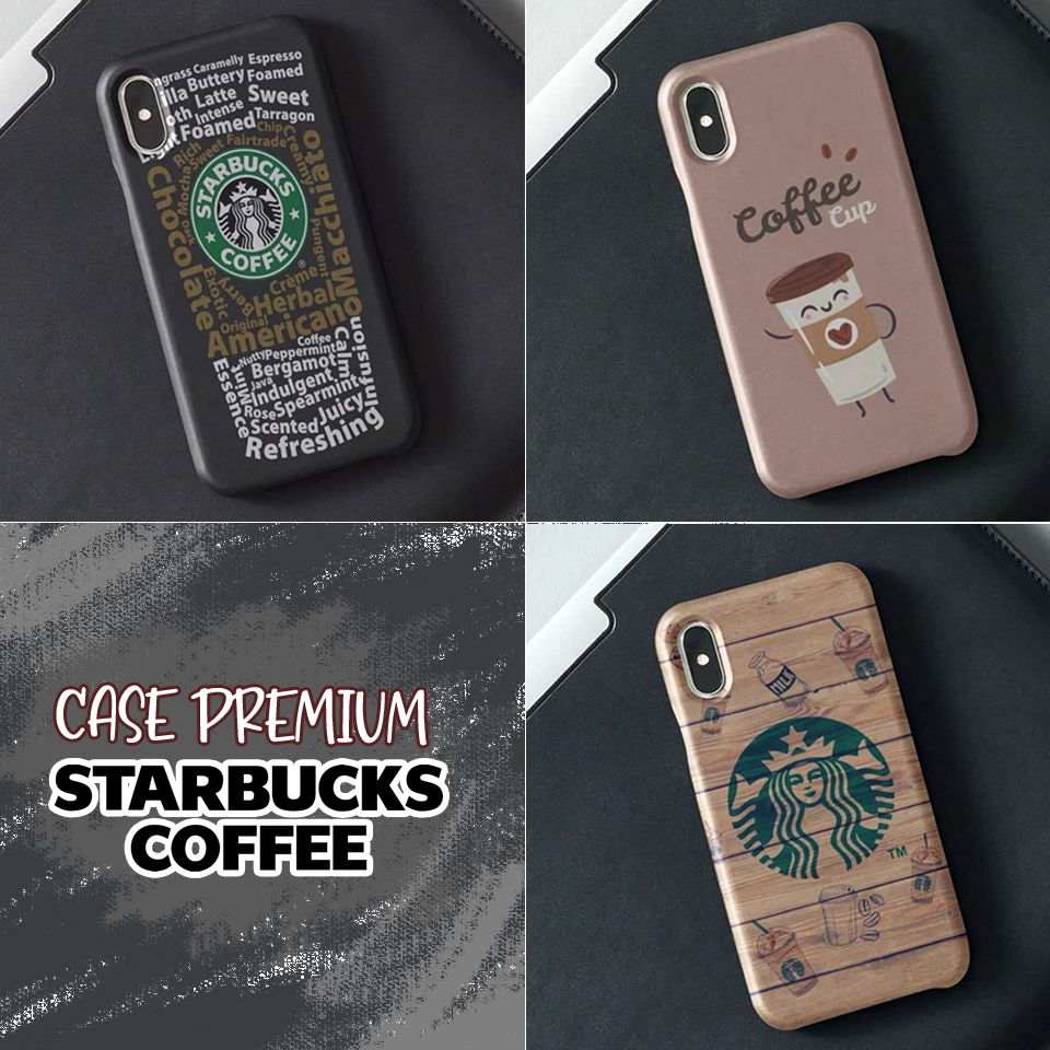 Custom Case Starbucks
