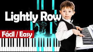 lightly row suzuki piano