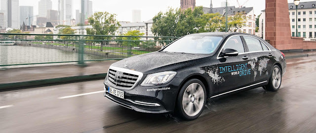 Mercedes-Benz Intelligent World Drive cinco continentes cinco meses