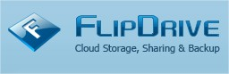 FlipDrive File Storage Website