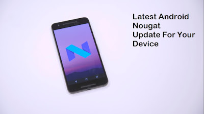 how to download nougat update
