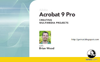 Acrobat 9 Pro Creating Multimedia Projects