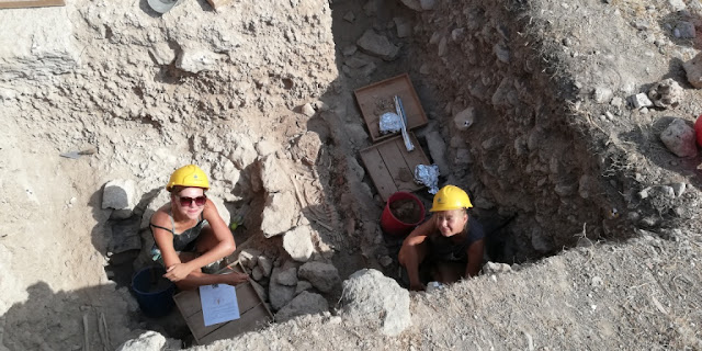 2019 excavation results of the Paphos Agora Project