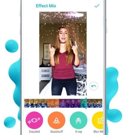 Funimate - Aplikasi Edit Video Terbaik Gratis Android