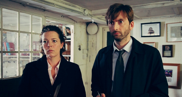 Broadchurch Ellie and Alec