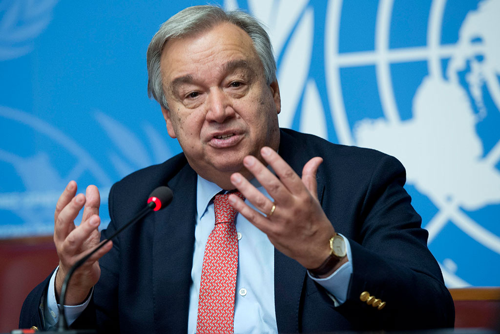 news: violence against ladies is in a general sense about power – UN Secretary General