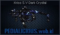 Kriss S.V Dark Crystal