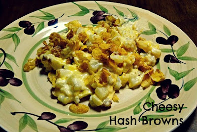 cheesy hash browns recipe