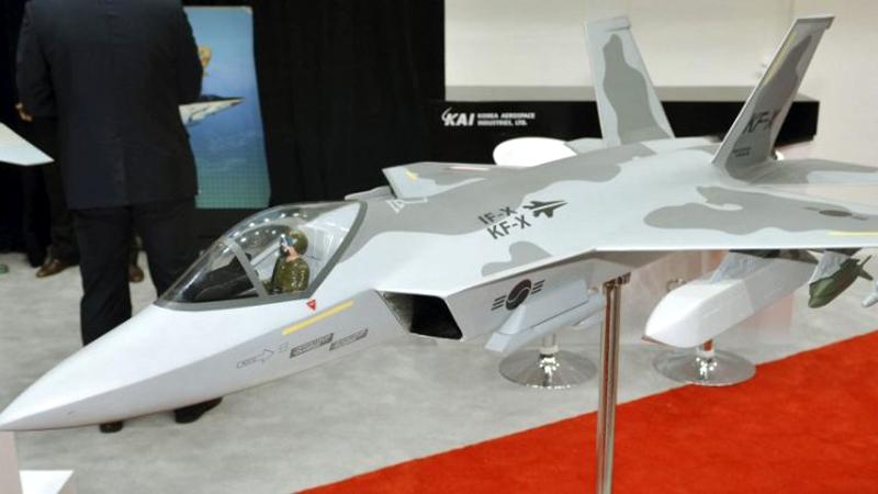 KF-X IF-X Fighter X-periment
