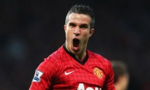 SIR ALEX CONFIDENT ROBIN VAN PERSIE CAN HANDLE HOSTILE ARSENAL FANS