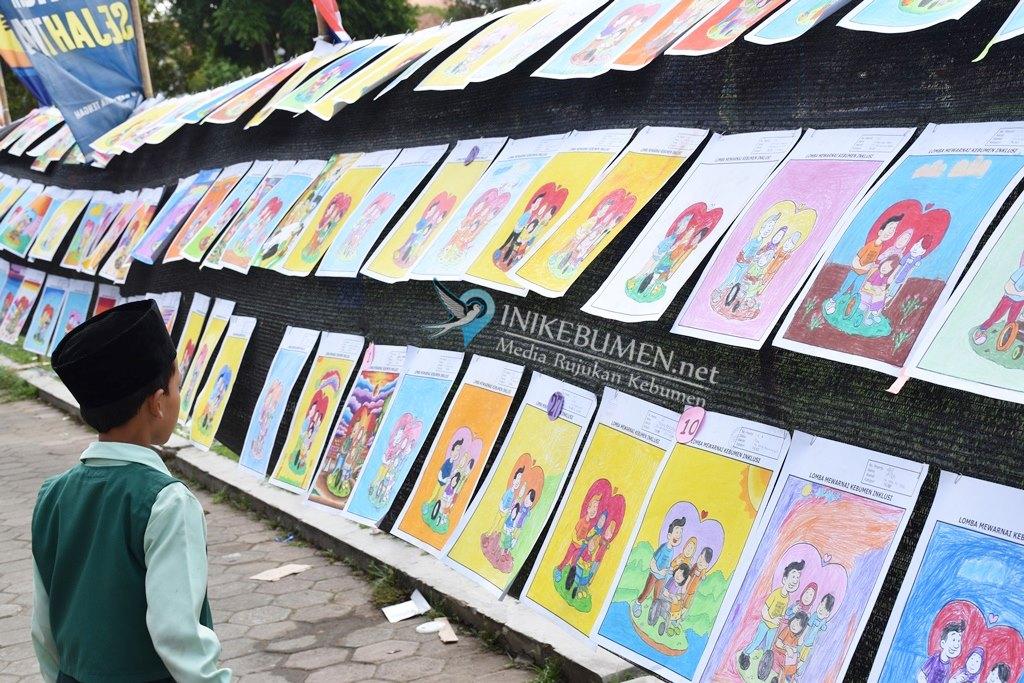 Kebumen Kabupaten Keempat yang Deklarasikan sebagai Kabupaten Inklusi di Jawa Tengah