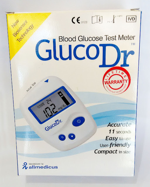 packing glucodr bio sensor