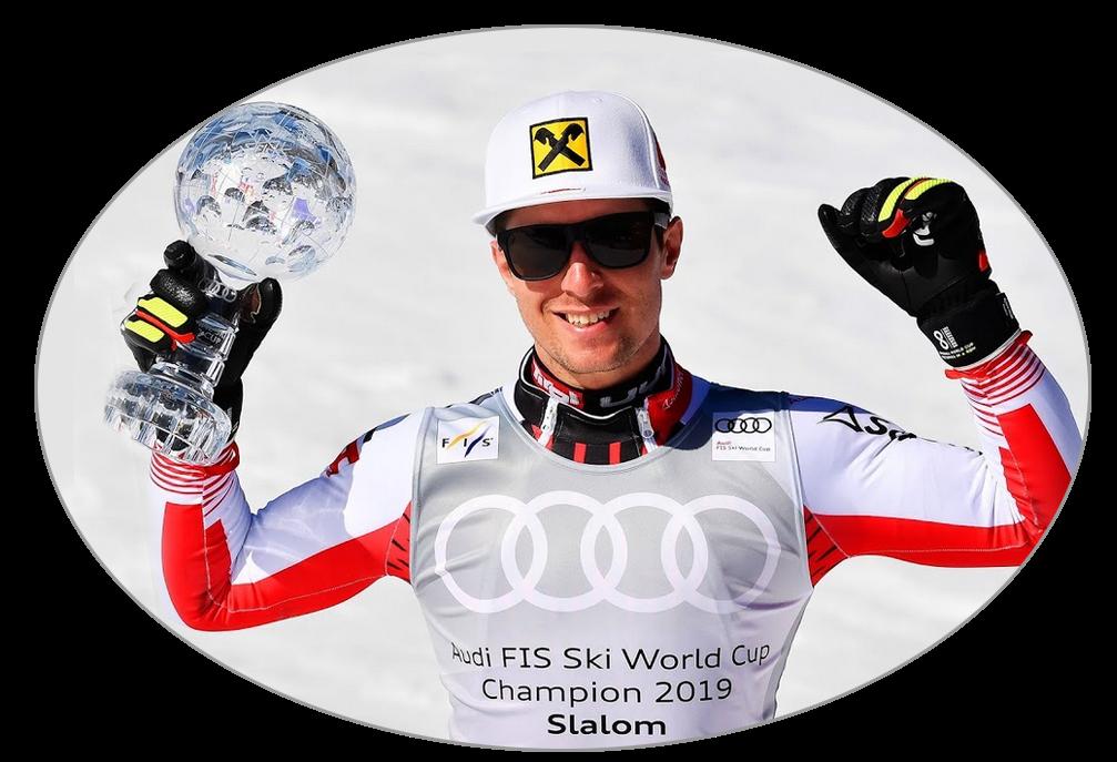 Marcel Hirscher glóbus slalom - Andorra 2019