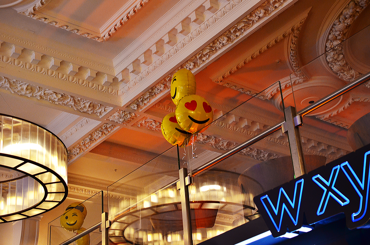 emoji liverpool hotel