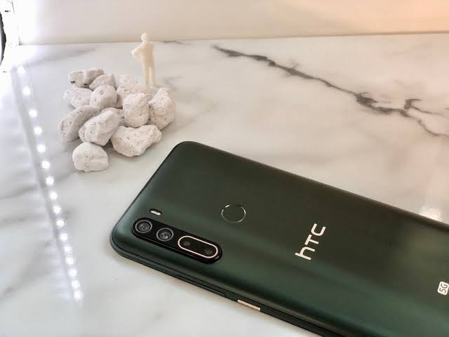 HTC is back with it's radical new U20 plus 5G mid-range smartphone, see specs....