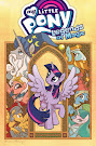 My Little Pony Legends of Magic Paperback Comics