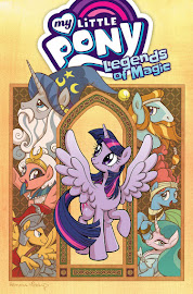 MLP Legends of Magic Paperback Comics