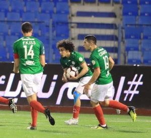 مشاهدة مباراة الاتفاق وقاسم باشا
