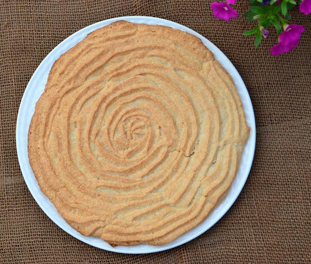 Macaron géant macaroné du Poitou