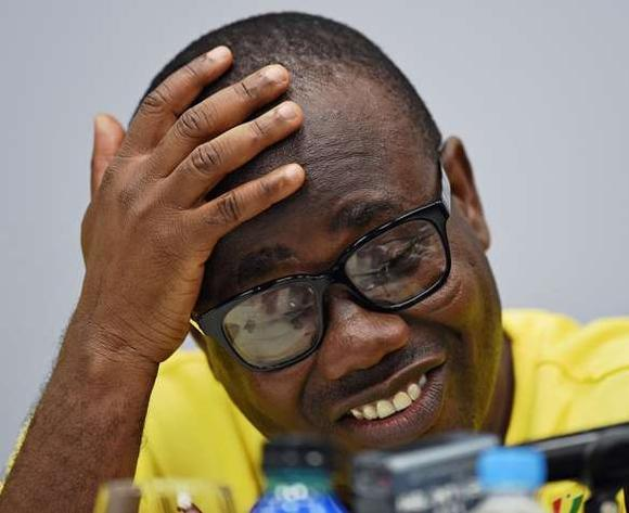 FIFA Ethics Committee bans Kwesi Nyantakyi for life from all football-related activities