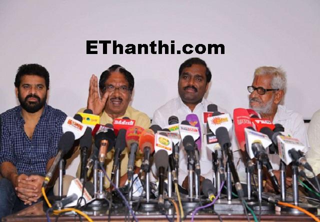 ஸ்டெர்லைட் விஷயத்தில் பாரதிராஜா காட்டம் | Bharathiraja in the case of Sterlite !