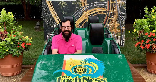 40th Anniversary of the Loch Ness Monster Rollercoaster