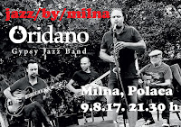 Oridano Gipsy Jazz Bend - Milna slike otok Brač Online