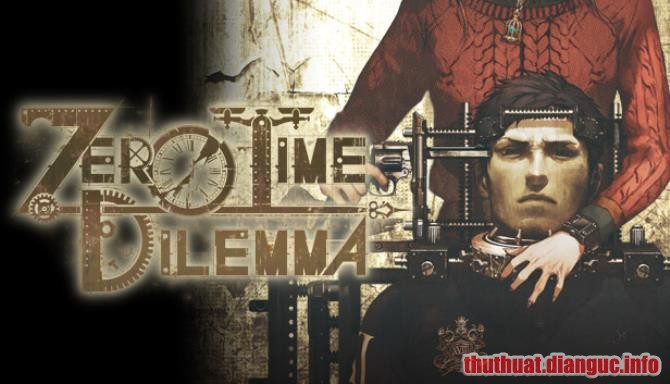 Download Game Zero Escape: Zero Time Dilemma Full Crack