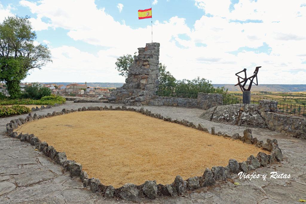 Restos del Castillo de Fermoselle