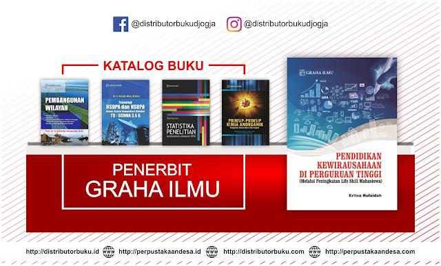 Buku Terbaru Terbitan Penerbit Graha Ilmu Bagian 2