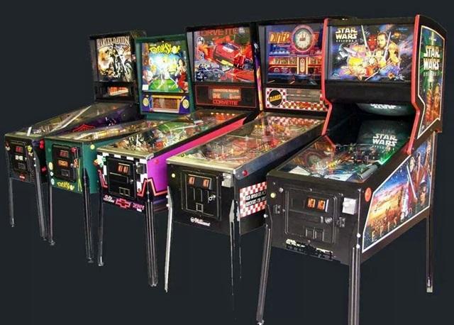 Máquinas Pinball