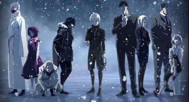 Tokyo Ghoul Re Season 2 Episode 6