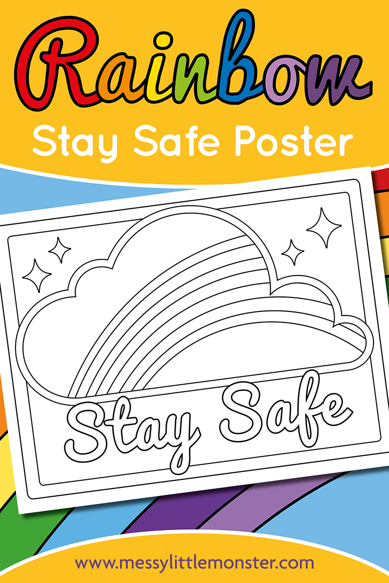 Printable STAY HOME Coloring Page – Lux + Trip | 1170x780