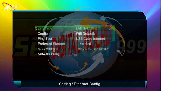 SENATOR HD RECEIVER 999 1507G-8M NEW SOFTWARE UPDATE