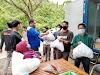 Dirikan Dapur Umum, Tagana Pinrang Bagikan 1500 Pcs Perpagi Makanan Siap Saji Untuk Korban Gempa Sulbar