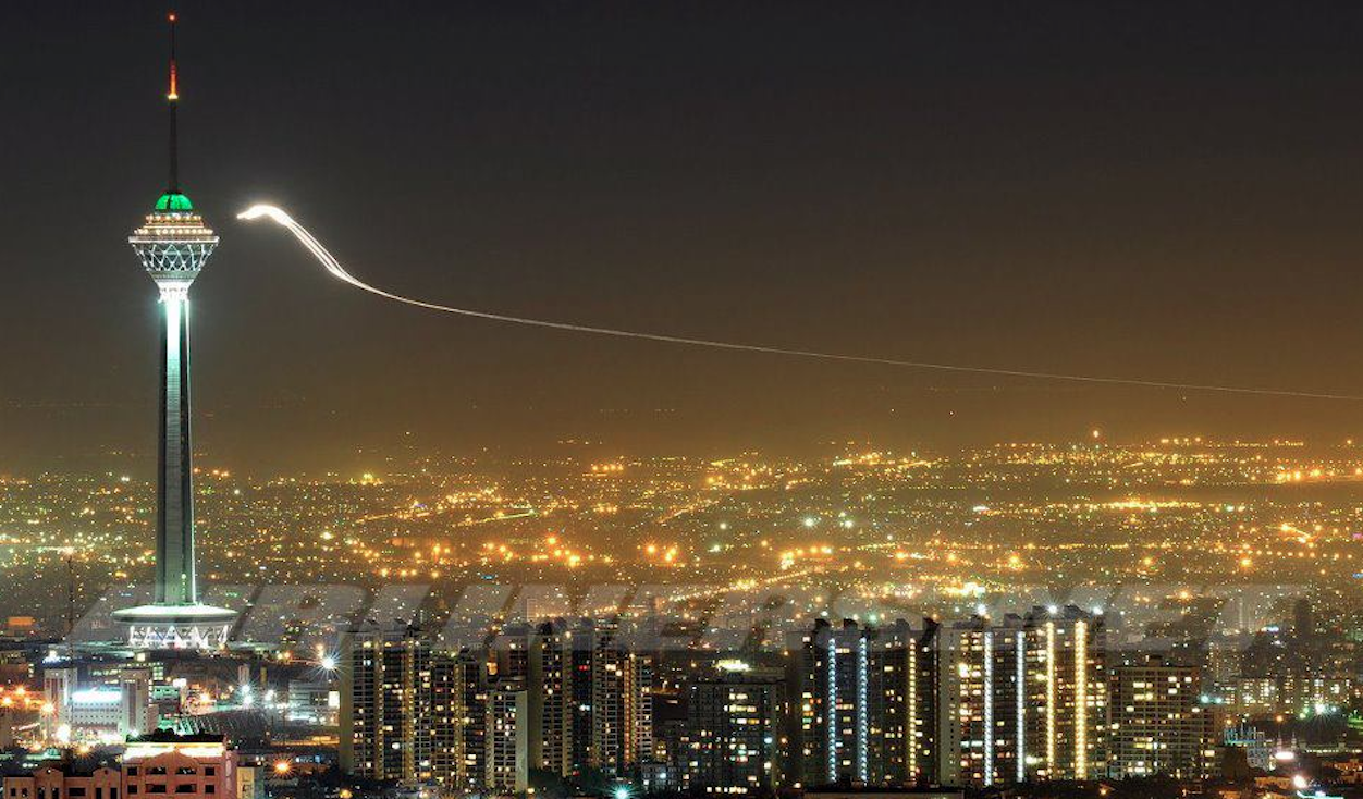 Pilot Quotes Wallpapers Ufo Sightings Daily Glowing Ufo Examines Tower In Tehran