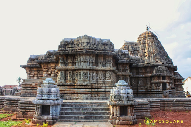 Sri Chennakeshava Temple, Haranahalli